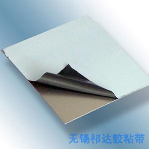 不锈钢黑白保护膜